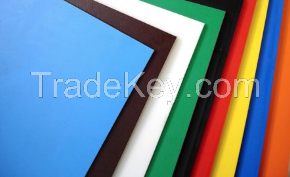 Geomembrane Colored Sheets