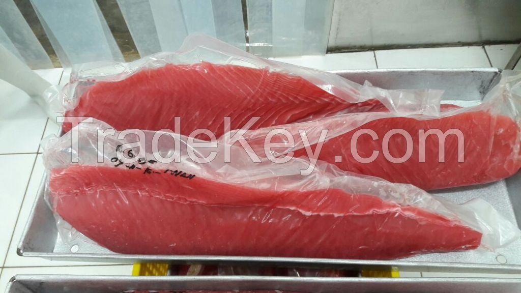 Tuna Loin From Maluku, Indonesia