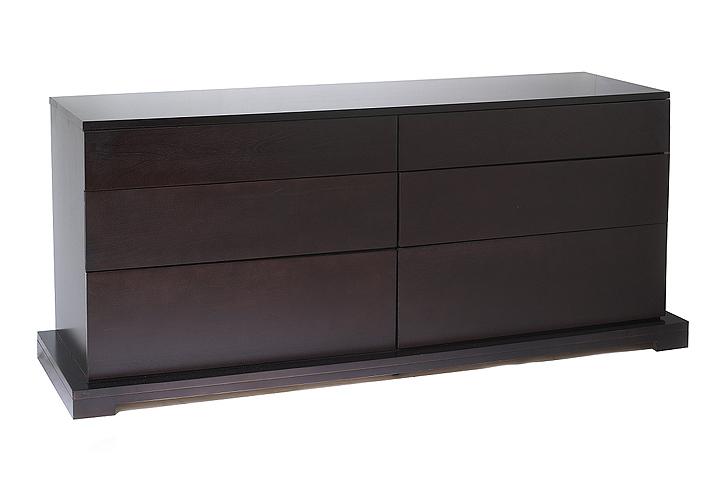 8823 C   6 Drawer Dresser - Romania