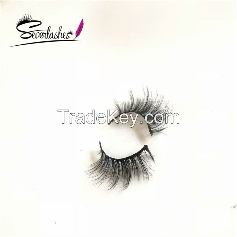 Severlashes for daily makeup for beauty