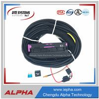 ALPHA automobile LPG CNG 2568D ECU conversion kits for sequential inje