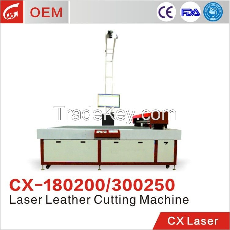 New Multi-functional Leather Laser Engraving Machine