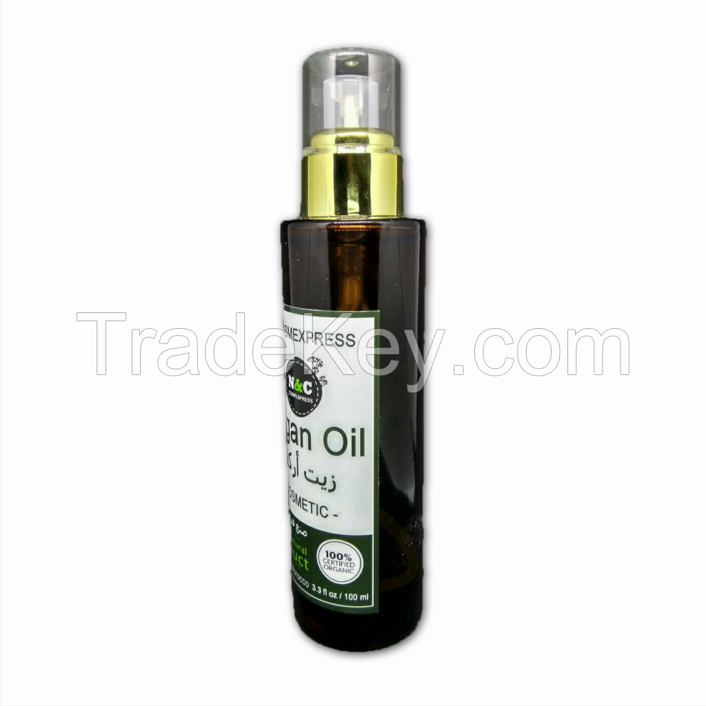 Moroccan Argan Oil - Cosmexpress