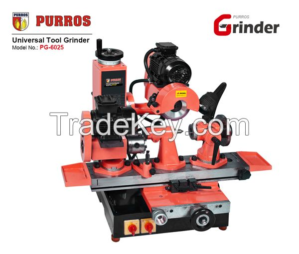 PURROS PG-6025 Universal Tool Grinder   universal tool and cutter grinding machine for sale
