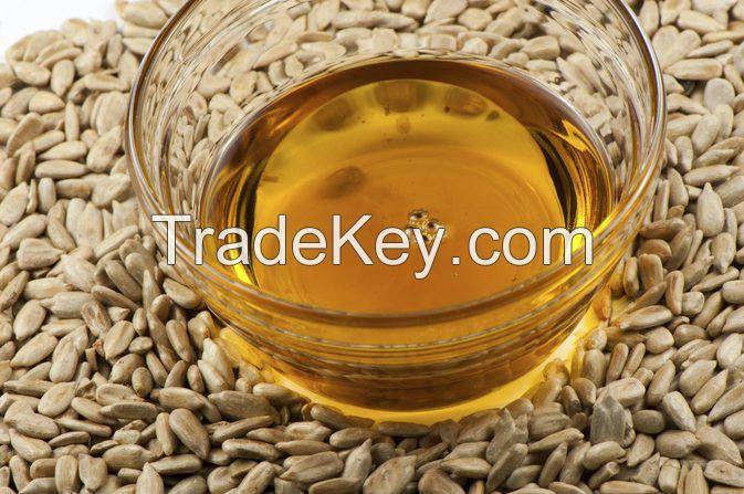 Crude degummed rapeseed oil DIN  51605 for exporation