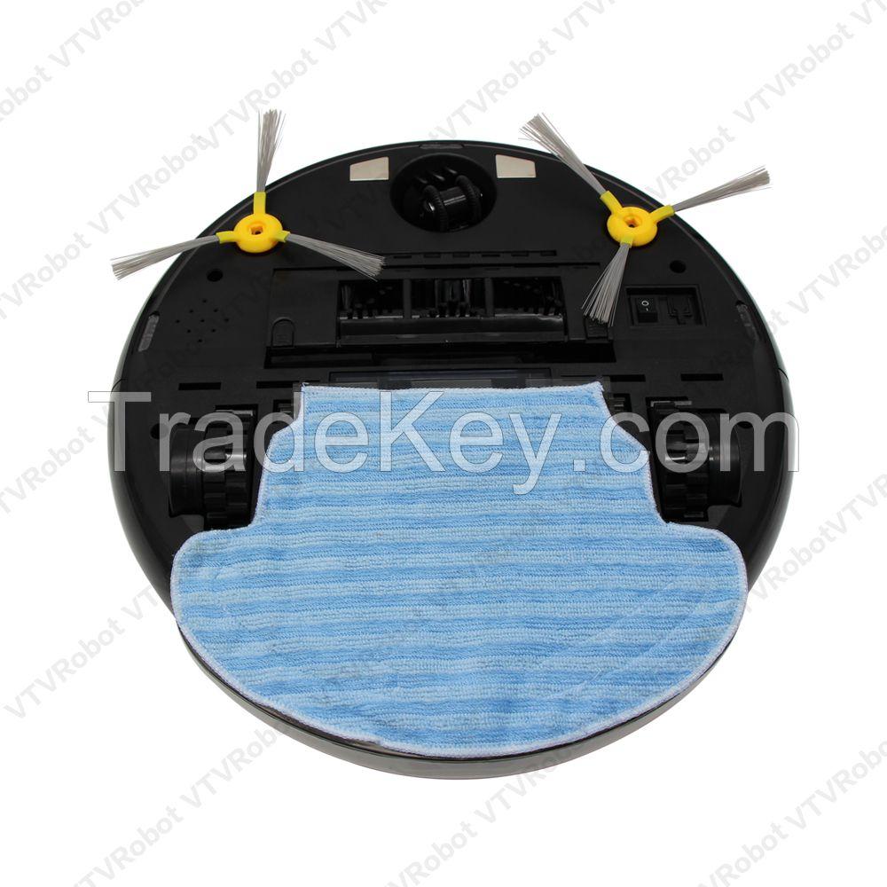 VTVRobot Robotic Automatic Vacuum Robot Sweeper Cleaner Vacuum Home