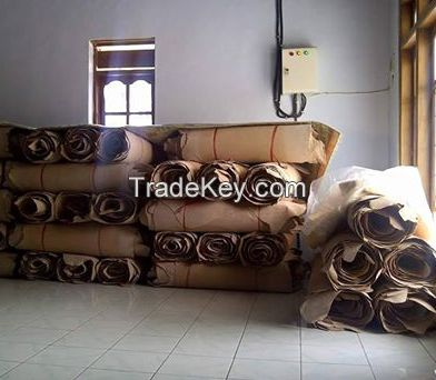 vegetable tanned cow leather