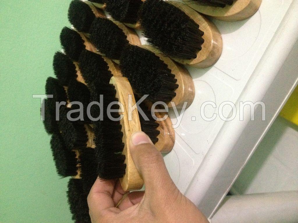Wooden Handle Bristles Hair Brushes