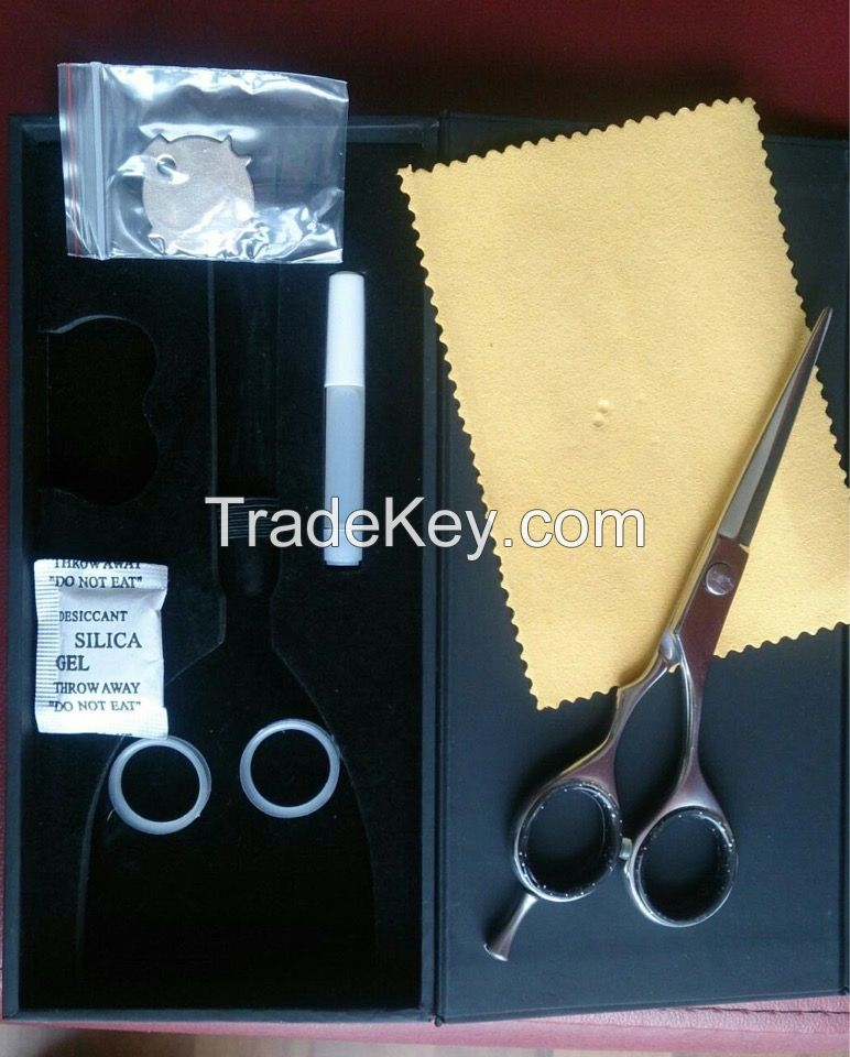 Professional Barber Stainless Steel Scissors