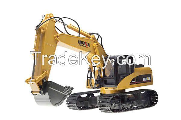 HUINA 1550 RC model excavators