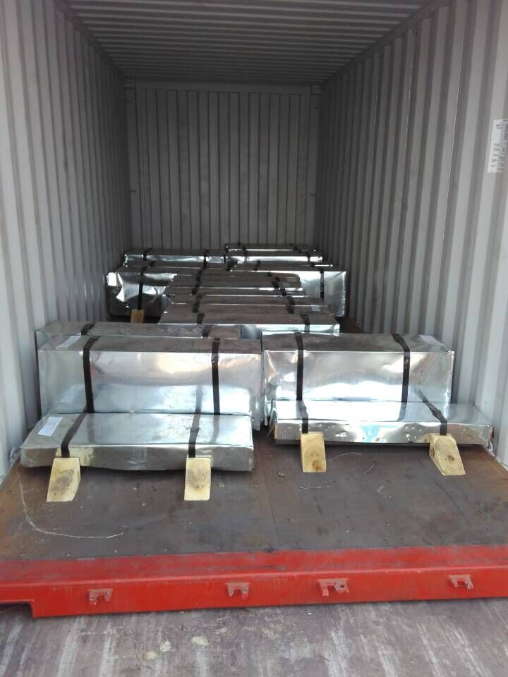 DX51D Z80 0.5mm Thickness Galvanized Steel sheets for Auto parts