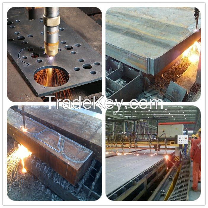 20Mn laser cutting ASTM A36 12mm Hot Rolled steel plate