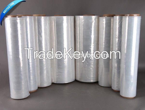 heat plastic shrink packing clear plastic PE PVC POF Shrink Film