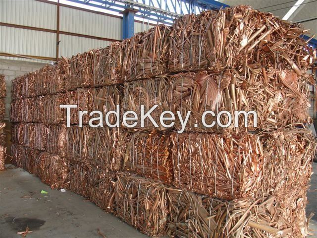 Copper Wire Scrapt