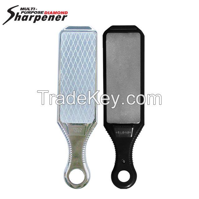 Diamond Sharpener kitchen knife scissor sharpner