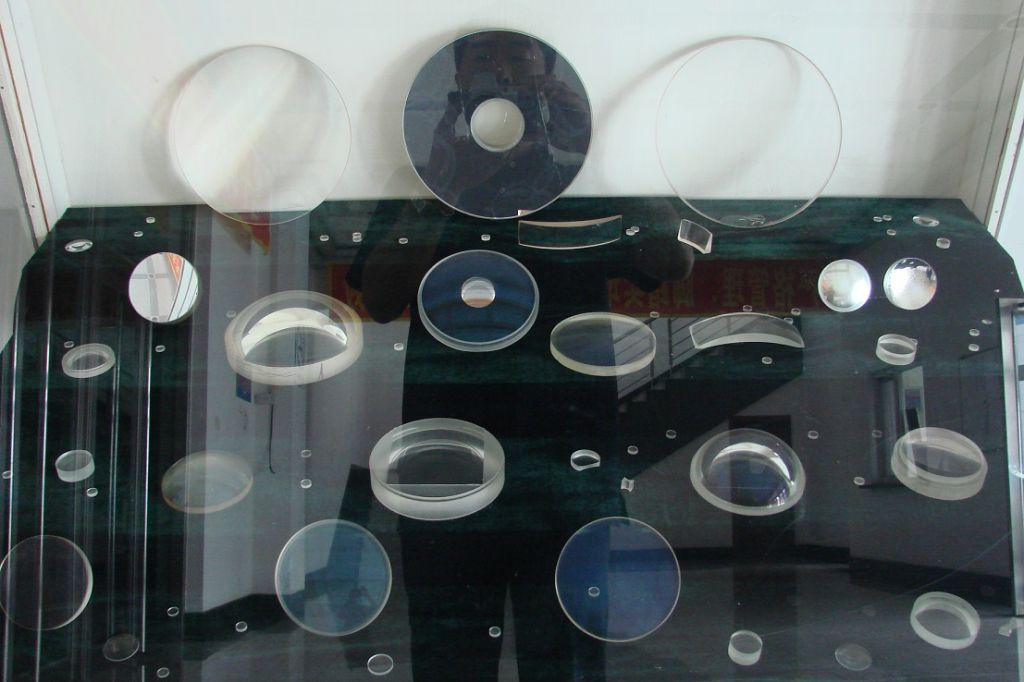 plane, spherical, aspheric, prism, lens, cylindrical mirror, reflector, filter lens and other optical elements