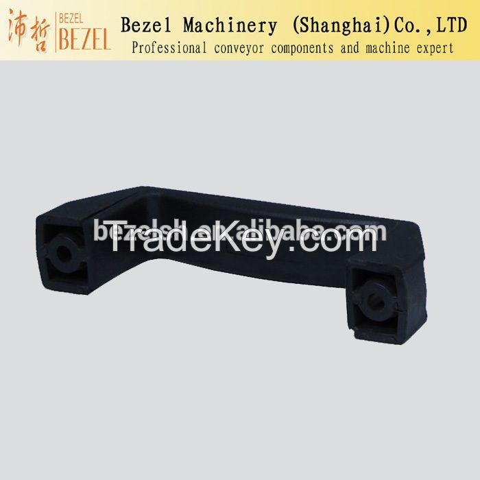 Plastic Middle Inner Threaded Door Handle