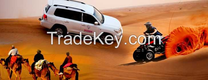 desert  safari dubai by dream night tours
