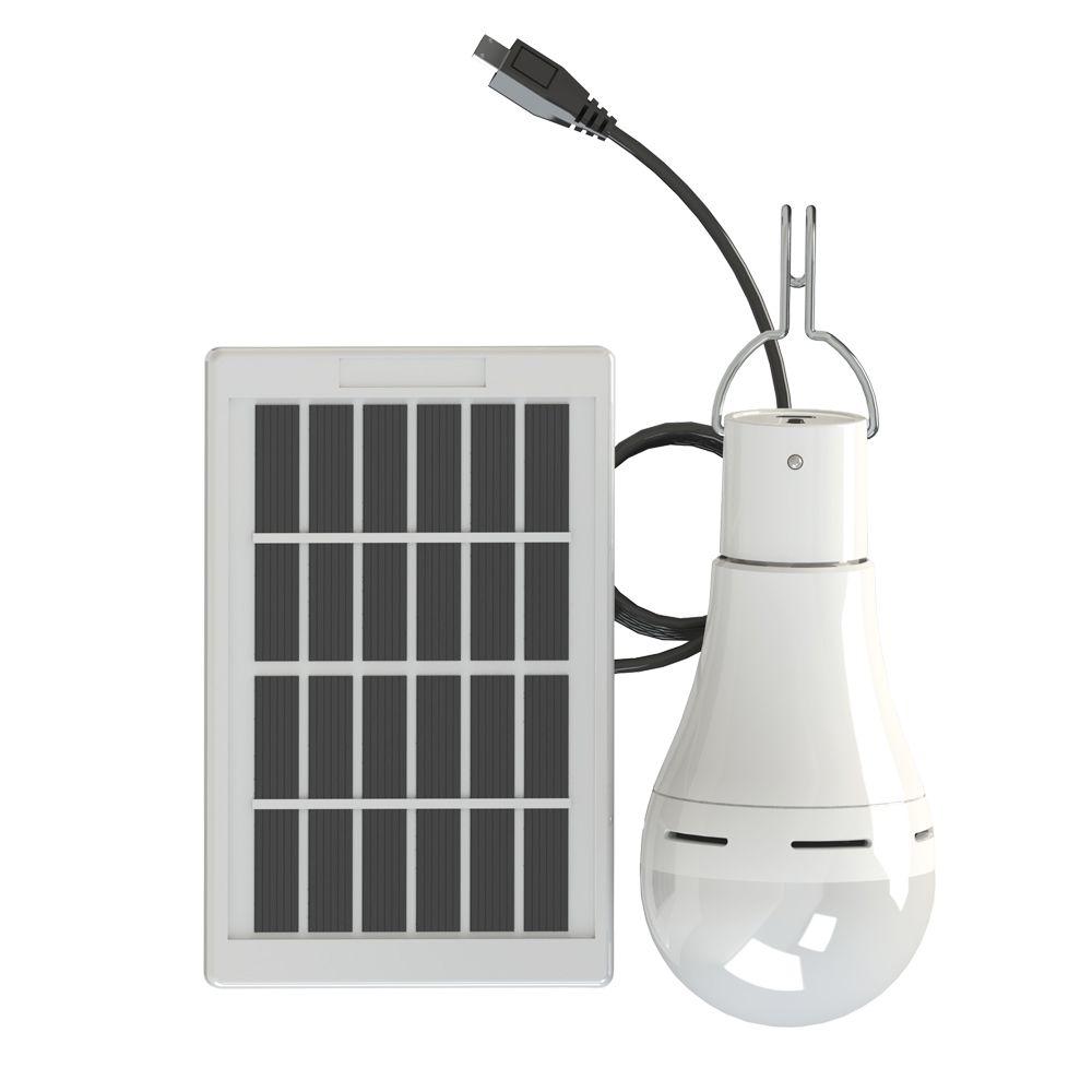 SOS LED solar bulb