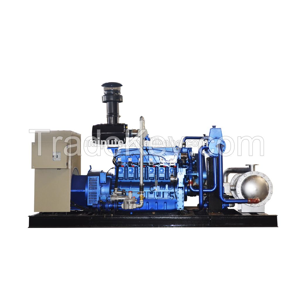 150kW biogas generator power plant