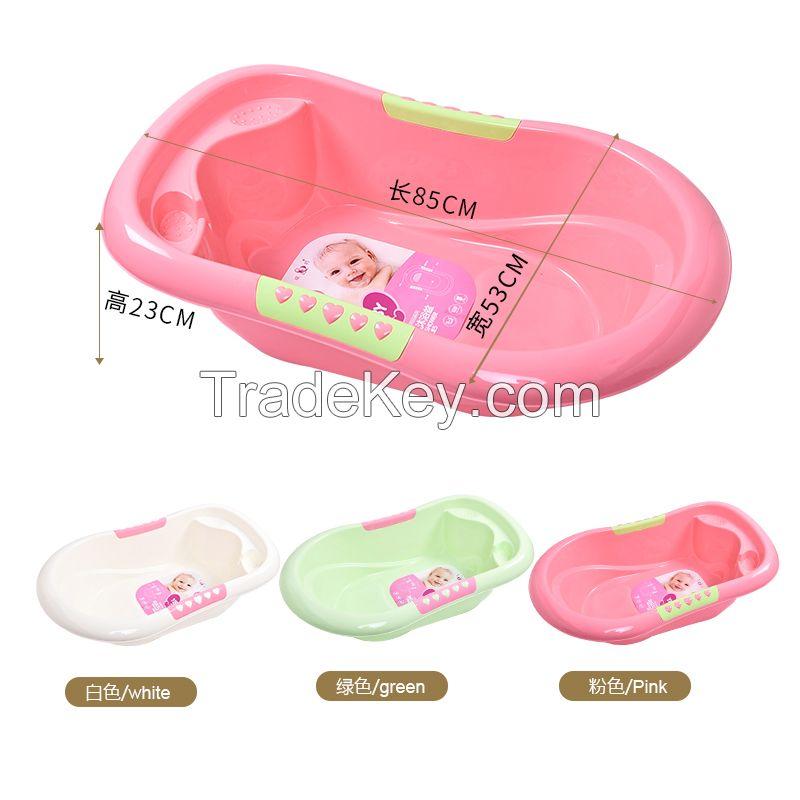 High Quality PP Plastic Baby Bath Tub Children Plastic Bath Basin