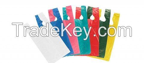 plastic bags, HDPE, LDPE