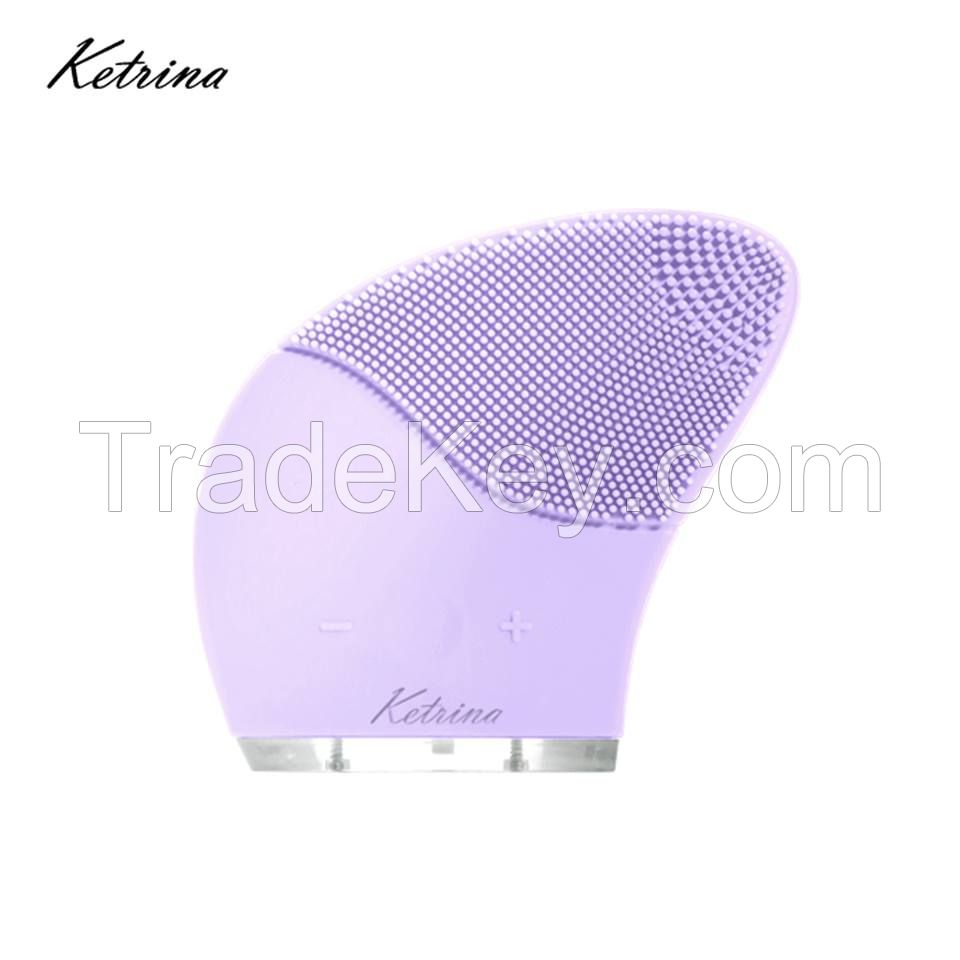 High Quality sillicone facial Cleansing brush