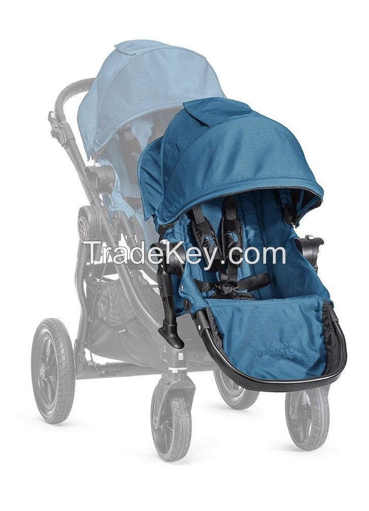 Baby Jogger City Select Second Seat Kit Jogging Stroller Teal Blue