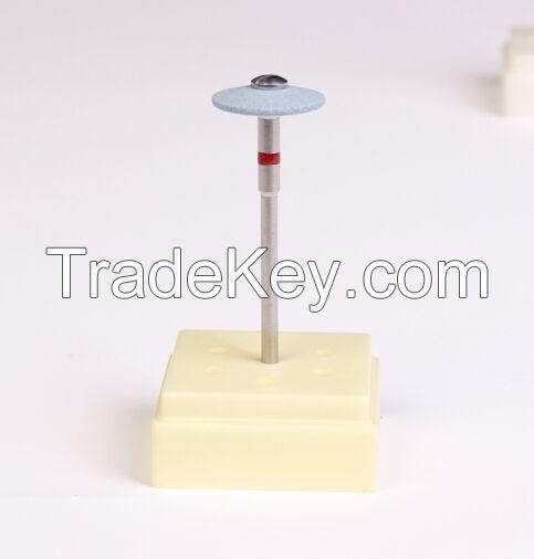 Rubber diamond polisher (FG shank ) for Teeth