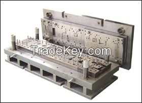 custom metal stamping mold,Progressive die manufacturing Tool and parts