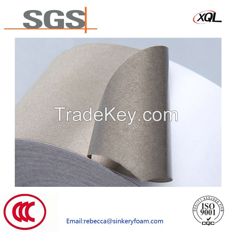 Single Sided Acrylic Adhesive Conductive Fabric Cloth Tape