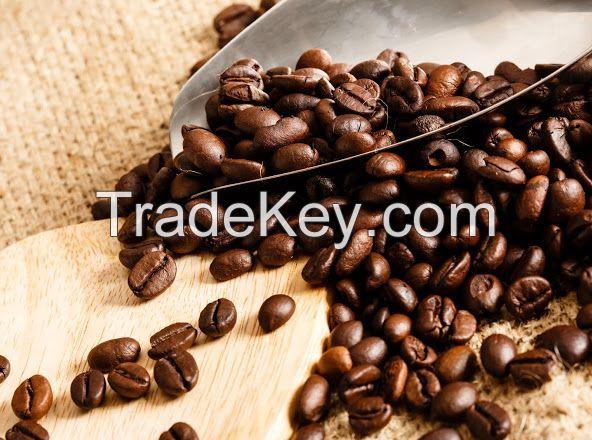 Rice, coffee bean, coffee instant, cashew nut