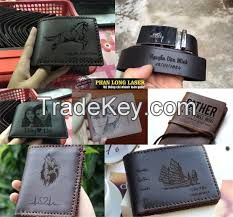 fresh Garment, garment stock, shoe, belt, wallet, cow leather