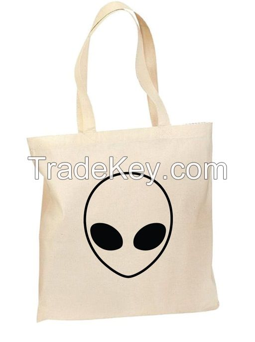 Eco-Friendly Canvas Tote Bag/ Grocery Bag/ Promotional Shopping Bag