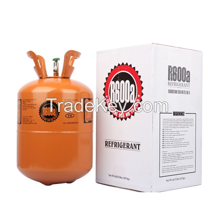 Hot Sale Good Quality China gas refrigerant r600a