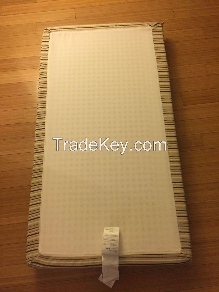 Brand New Essentia LaLa Crib Natural Memory Foam Mattress