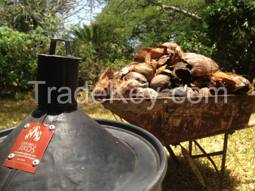 Locally Produced Activated Coconut Charcoal In Large Quantities