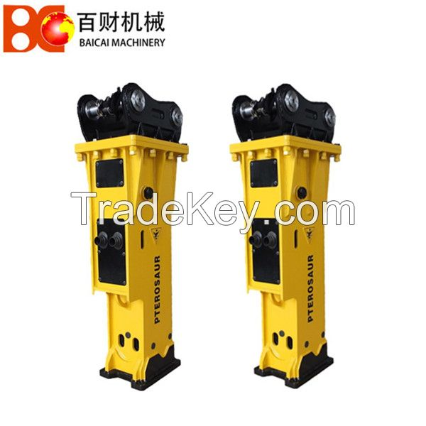 supply hydraulic breaker used for demolition equipment