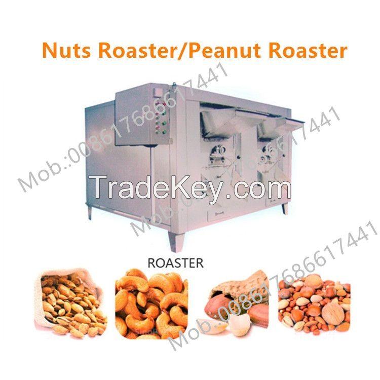 Nuts Roaster Peanut Roaster Roasting Machine