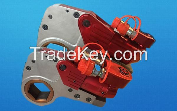 GXL Series Low Profile Hydraulic Torque Wrench (New Style)