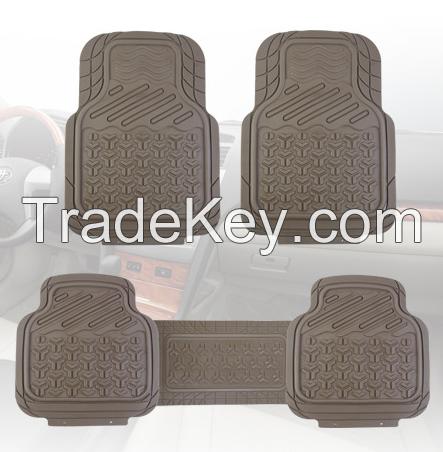 NEW TYPY PVC CAR FOOT MAT