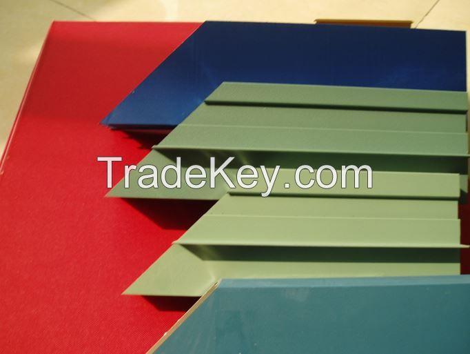 Powder Coated Aluminum Profile for B2B Sale