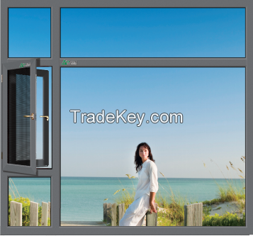 High Quality Aluminum Windows For Domestic Application