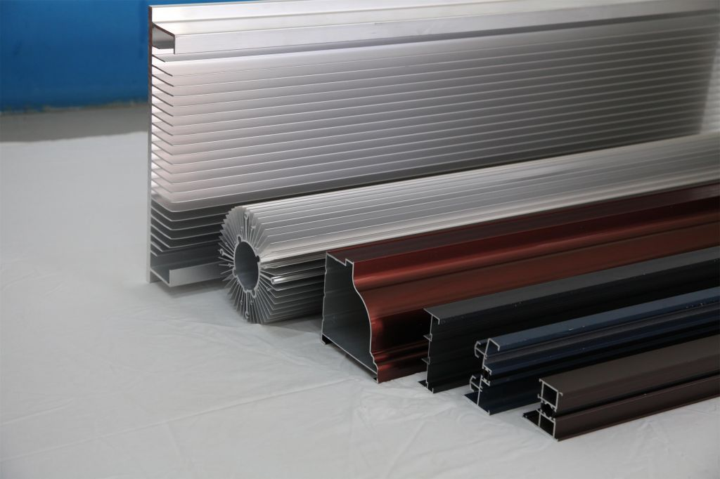 High Quality Aluminum Profiles For Industrial Application
