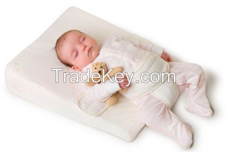 Clevamama ClevaSleepPlus ClevaFoam Technology Baby Cot Pillow