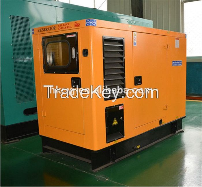 20kva -400kva water cooled china diesel generator with stamford alternator