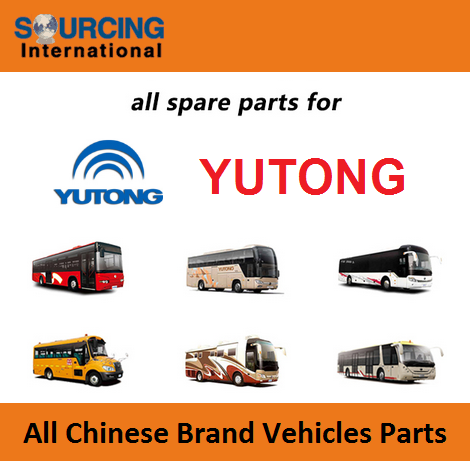 Good Prices YUTONG City Bus Spare Parts Used and New All Kinds of Yutong Model