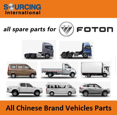 Genuine parts for Foton Truck Spare Parts parts for Foton Tractor Parts parts for Foton SUV Commercial Vehicles Auto Parts