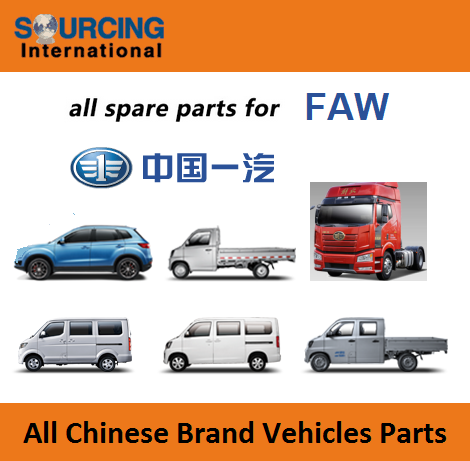 Chinese Faw Car Parts and Truck Parts Jiabao Spare Parts for V70 V80 Parts 465QA Engine Parts