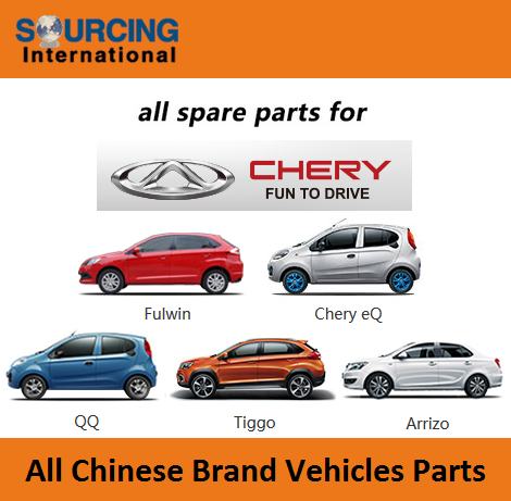 Original and OEM Chery QQ A11 A13 A15 Tiggo Spare Parts / Chinese Car Parts